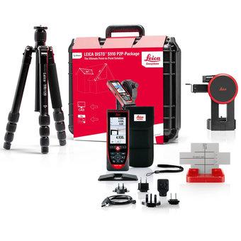Leica DISTO™ S910 Afstandsmeter set