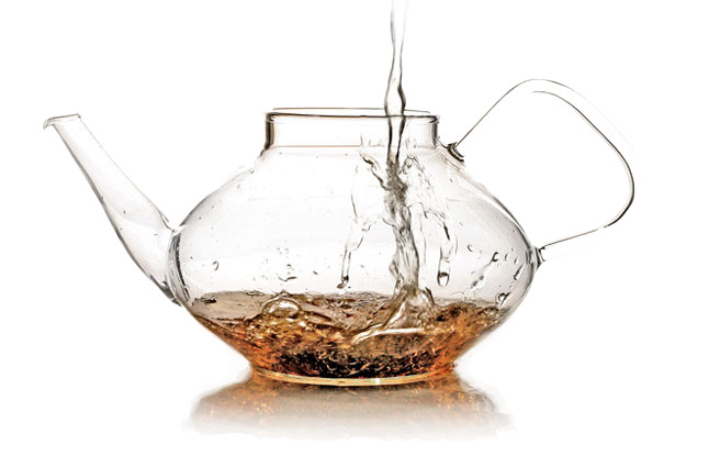 Het optimale water voor thee