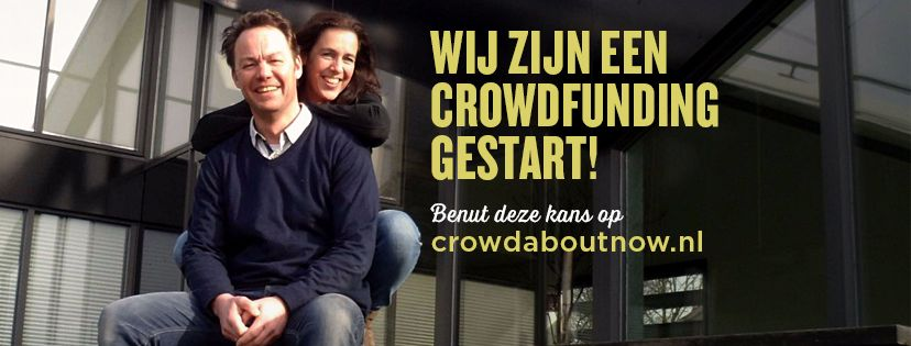 Investeer in onze droom!