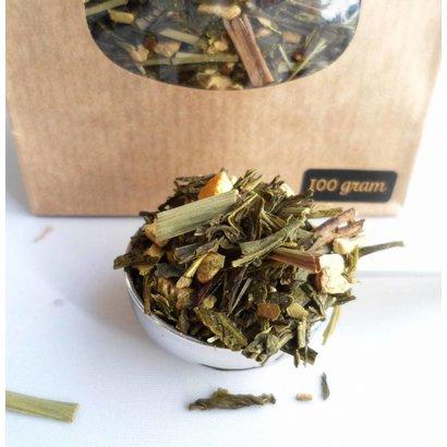 Van Bruggen Thee Pluk de Dag - Groene thee