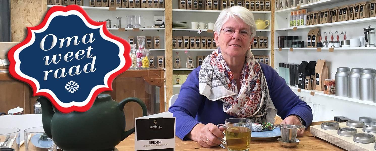 Oma weet raad: Brandnetel, Lindebloesem & Kamille(bloesem)