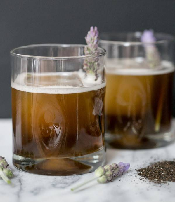 Theecocktail: Earl Grey Energizer