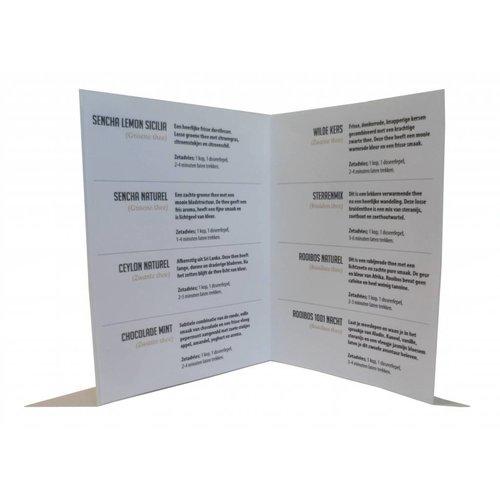 Van Bruggen Theeplank Black Edition Limited Edition