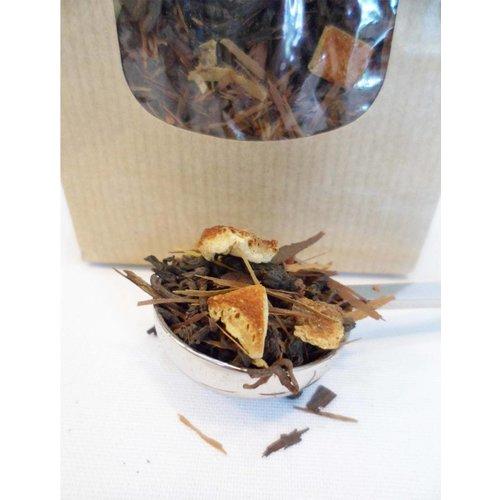 Van Bruggen Thee Orange Pu-Erh - Zwarte thee