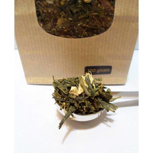 Van Bruggen Thee Cactusvijg - Groene thee