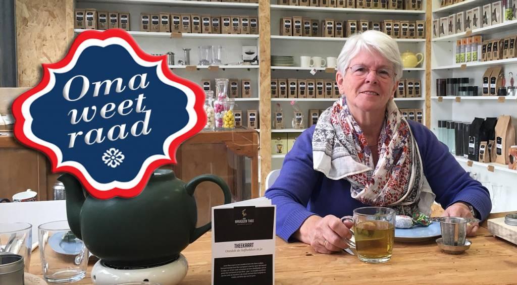 Oma weet raad: De heilzame werking van de theeplant