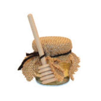 Honing met lepel