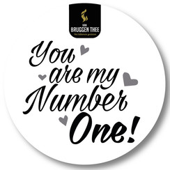 You are my number ONE cadeaupakket