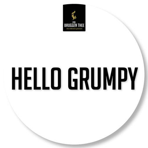 van Bruggen thee 'Hello Grumpy' cadeaupakket