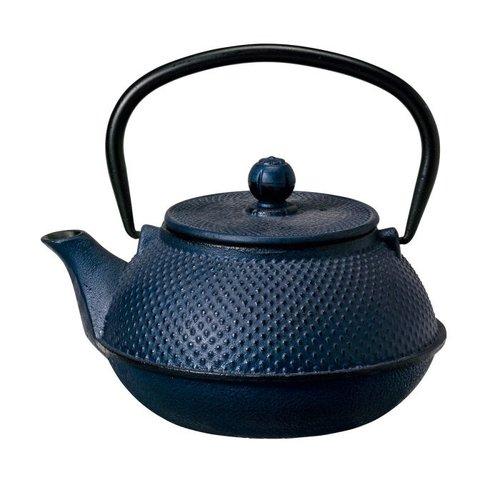 van Bruggen thee Theepot Gietijzer Osaka