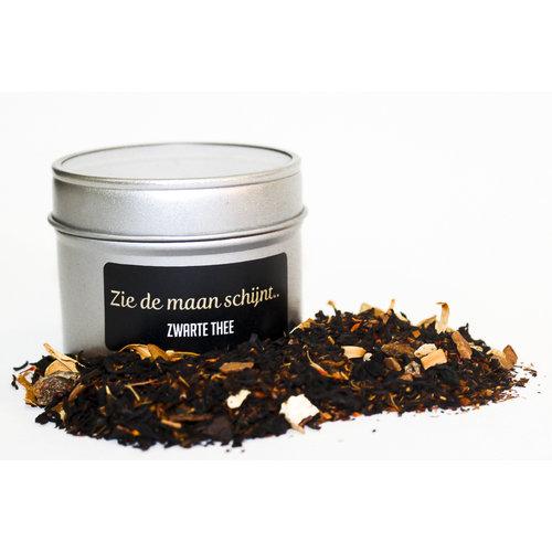 Van Bruggen Thee Zie de maan schijnt... - Zwarte thee