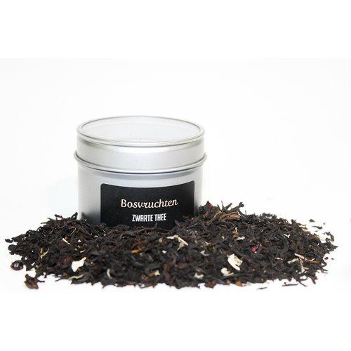 Van Bruggen Thee Bosvruchten - Zwarte thee