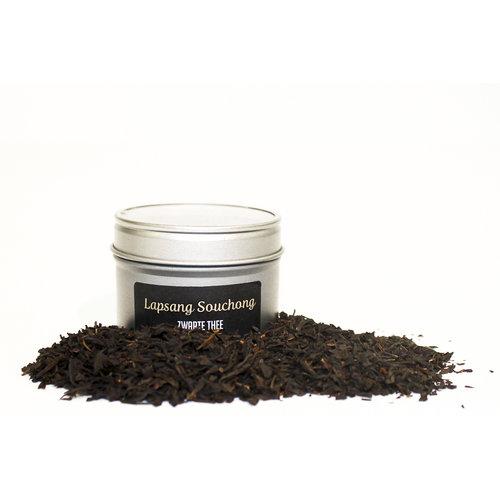 Van Bruggen Thee Lapsang Souchong - Zwarte thee