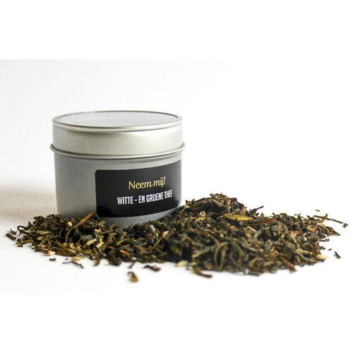 van Bruggen thee Neem mij losse witte thee