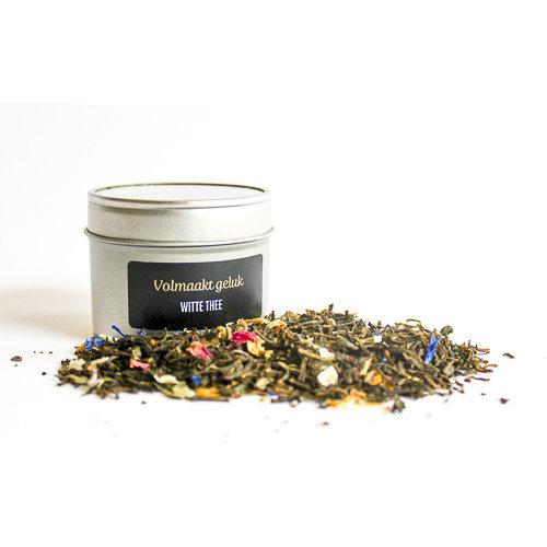 van Bruggen thee Volmaakt geluk losse witte thee