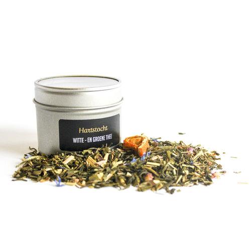 van Bruggen thee Hartstocht losse witte thee