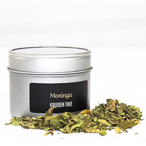 van Bruggen thee Moringa Kruidenthee