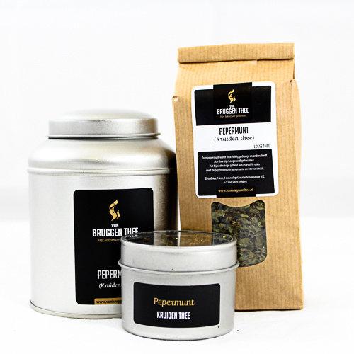 van Bruggen thee Pepermunt Kruidenthee