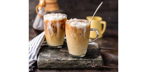 Maak je eigen ijskoffie!