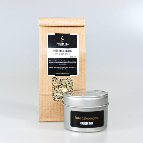 van Bruggen thee Pure Citroengras