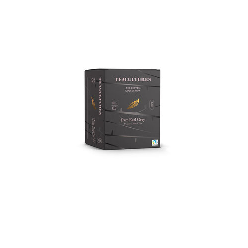 Teacultures Pure Earl Grey verpakte thee