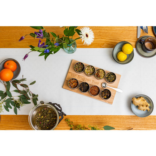 van Bruggen thee Japan Genmaicha Matcha Satsuki groene losse thee