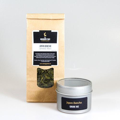 van Bruggen thee Japan Bancha groene losse thee
