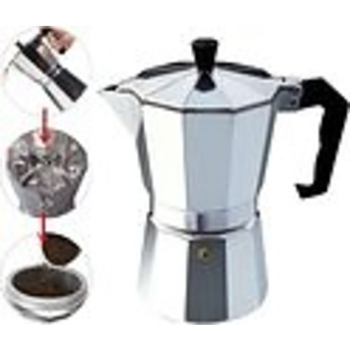 gnali & zani Morosina Espressomaker Percolator 9 kopjes
