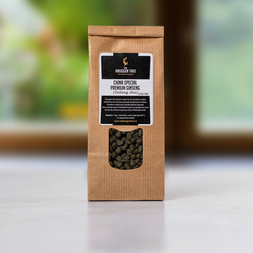 Van Bruggen Thee China Sp Premium Ginseng Oolong