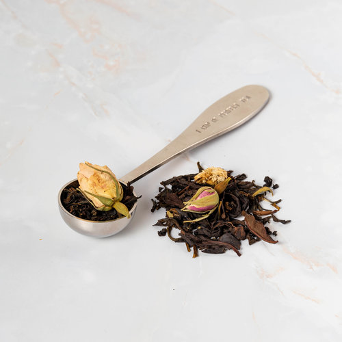van Bruggen thee Oolong roos-mango