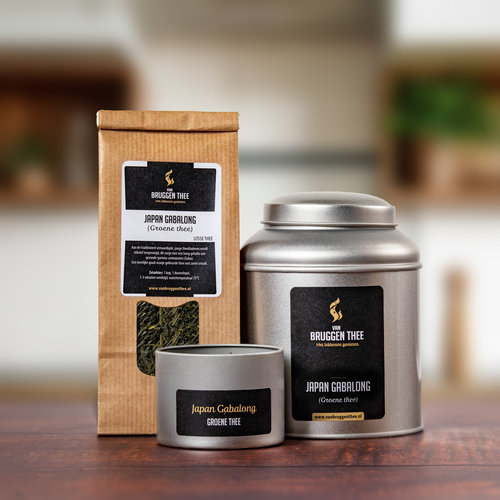 van Bruggen thee Japan Gabalong groene thee