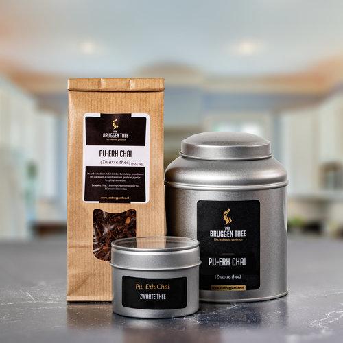 van Bruggen thee Pu-Erh chai