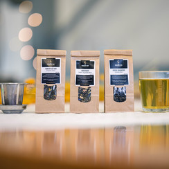 Groene thee - 3 smaken