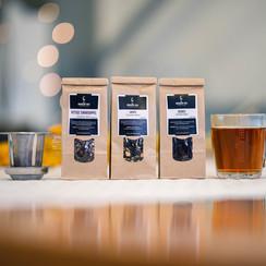 Zwarte thee - 3 smaken