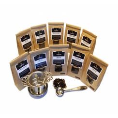 Zwarte thee - 10 smaken