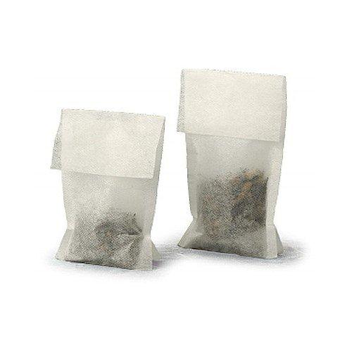 Lege Theezakjes (L) - 100 stuks voor een grote pot thee