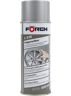 Förch Lackspray Felgensilber