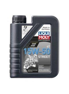 Liqui Moly Motorbike 4T 15W-50 Street