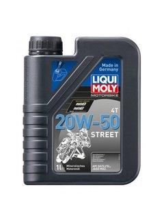 Liqui Moly Motorbike 4T 20W-50 Street