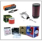 Batterien - Luftfilter - Ölfilter - Zündkerzen