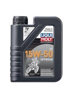 Liqui Moly Motorbike 4T 15W-50 Offroad