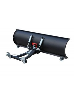"""Iron Baltic Quick Attach FRONT mount snow plow kit (steel) 1280mm / 50"""""""