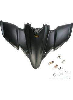 Maier Plastics Replacement Plastic Front Fender Yamaha YFZ 450 Bj. 04-13 stealth