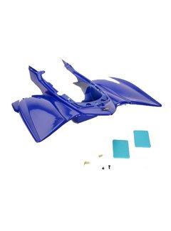 Maier Plastics Replacement Plastic Rear Fender Yamaha YFZ 450 Bj. 04-13 dark blue