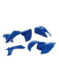 Plastikkit Verkleidungsset blau für Yamaha YFZ 450 Bj. 04-08
