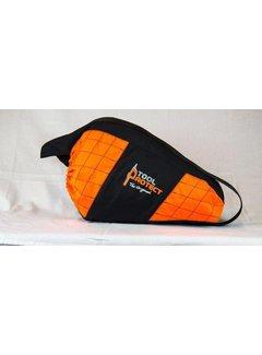 Schutzhaube Textil für KuMa Toolprotect - Motorsägenhalterung