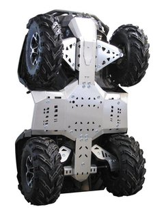 Iron Baltic Skid plate FULL KIT Can Am Outlander 1000 G2 X-mr