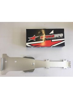 CrossPro Skid Plate Rutschplatte Unterfahrschutz für Suzuki LTZ400 K9