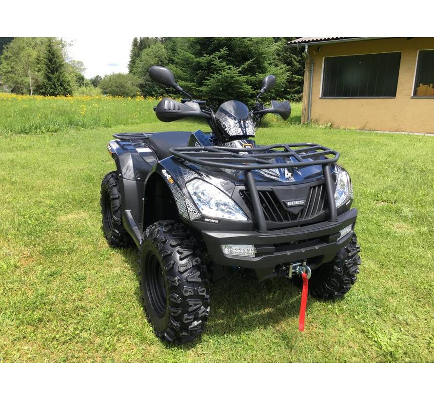 IRON 4x4 EFI black