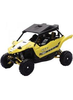 New Jay Miniatur Modell  Yamaha YXZ 1000 Ltd. 1:18